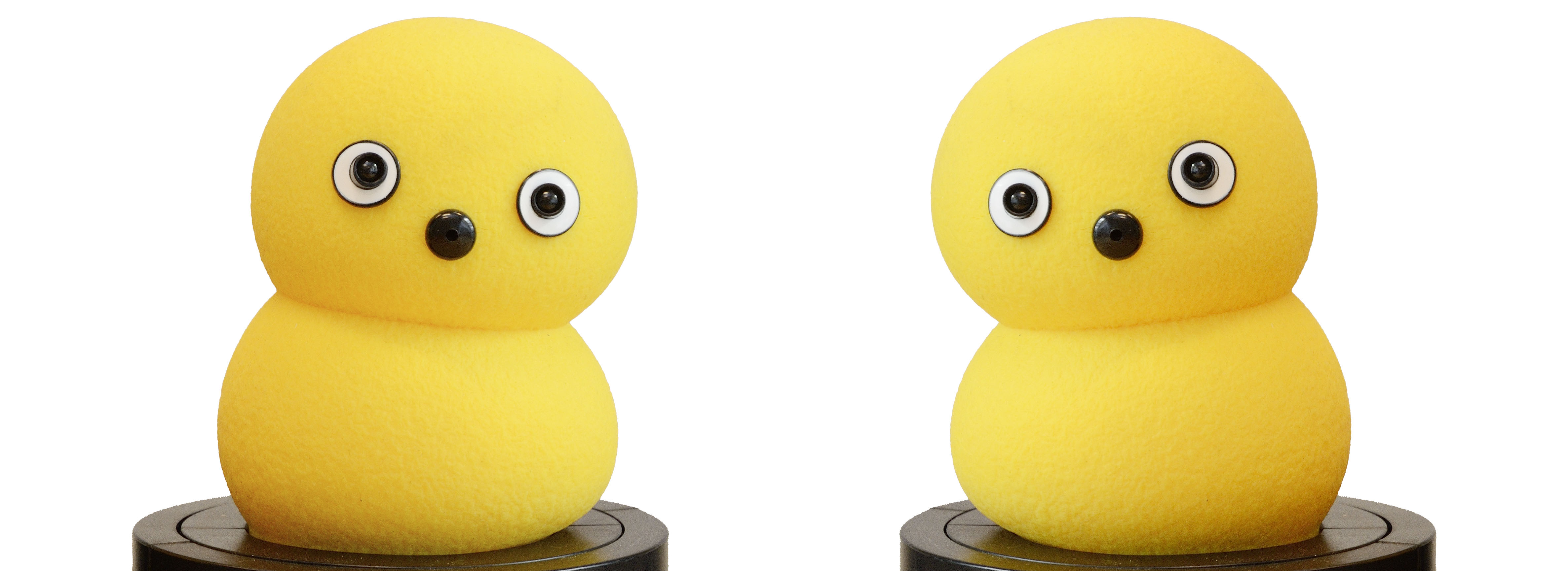 Two Keepon Robots