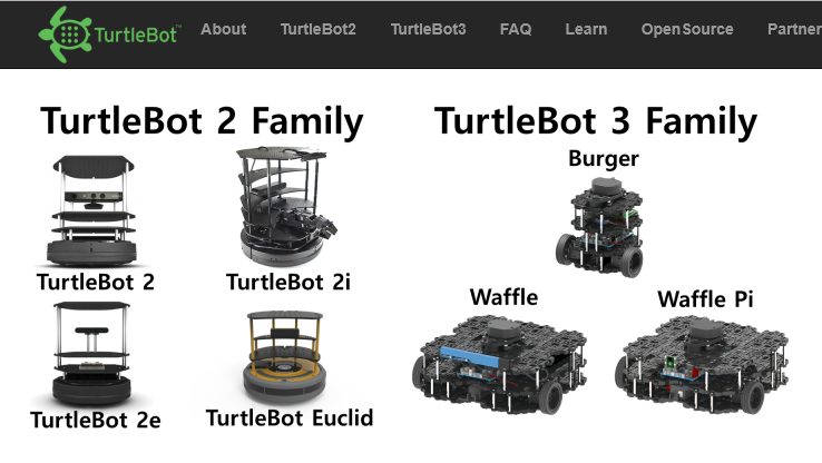 TurtleBot Product Family