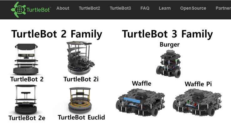 TurtleBot 2 - University of Southern Denmark, SDU