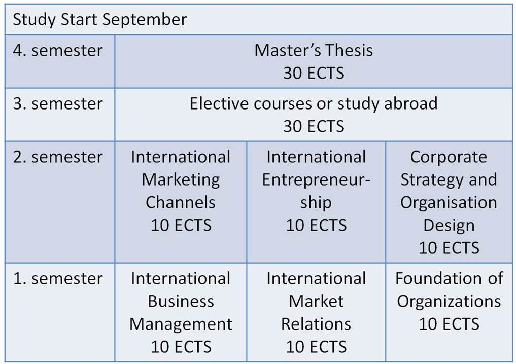 Writing master thesis abroad internships