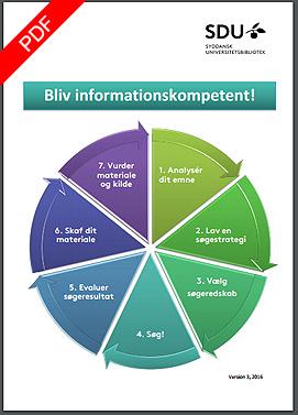Se også denne guide til informationskompetence :-)