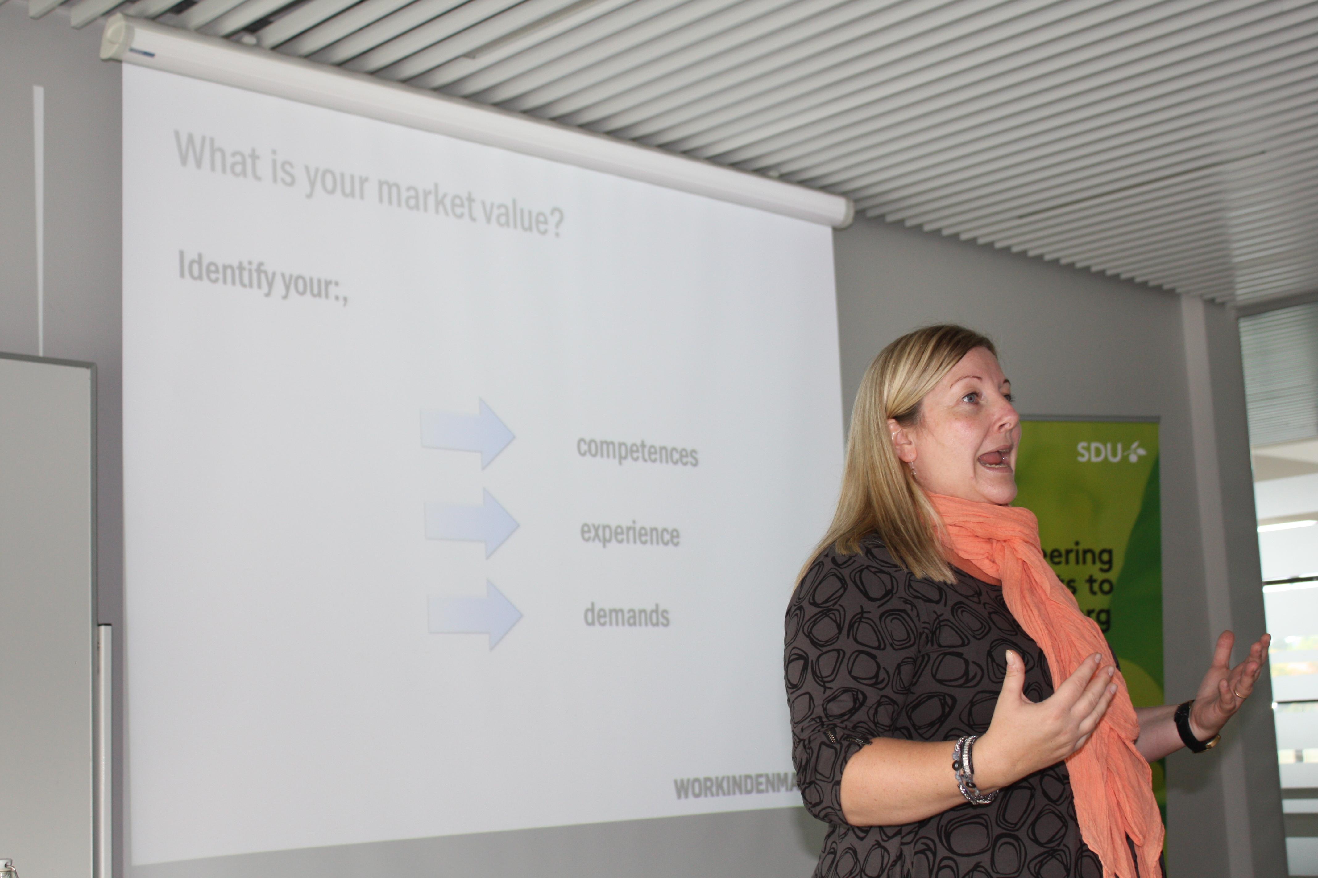 WorkinDenmark CV Workshop