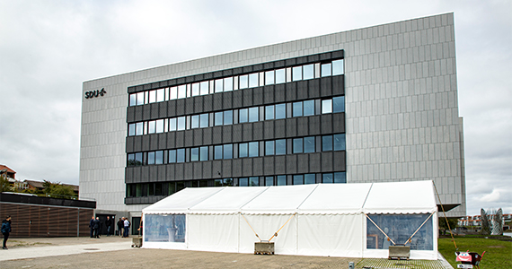 Centre for Industrial Electronics at SDU in Sønderborg.