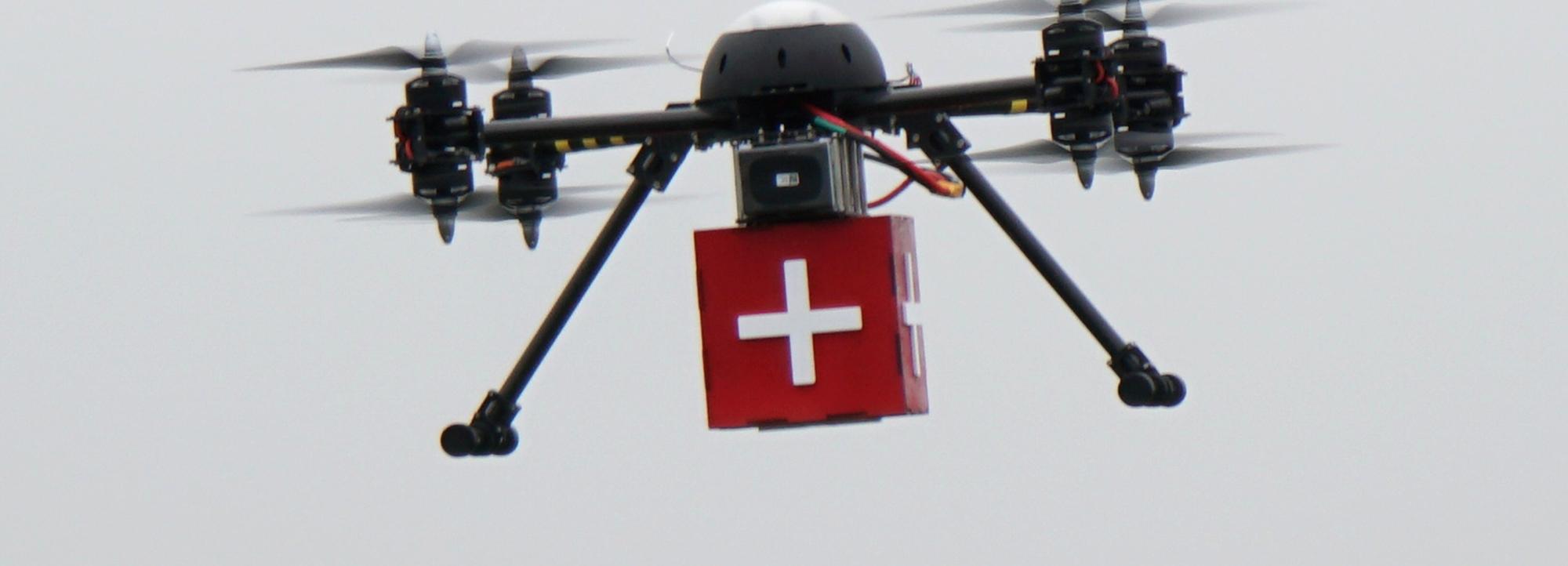 Health Drones - University of Southern Denmark, SDU