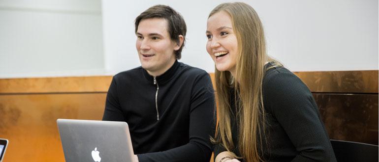 Ingeniøruddannelserne på SDU. Fotograf Mette Krull