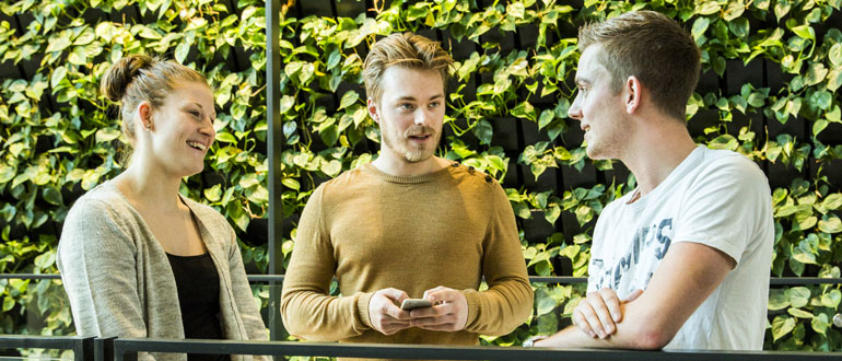 By choosing the M.Sc. in Environmental Engineering at the University of  Southern Denmark you will become a specialist in environmental system  analysis, ...