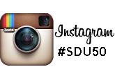 Følg med på Instagram #SDU50
