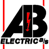 Logo for AB Electric A/S