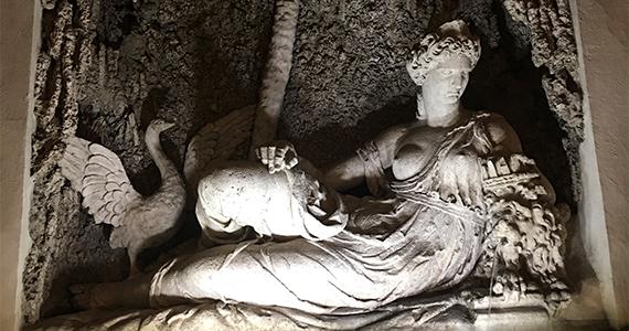 Gudinden Juno - Quattro Fontane