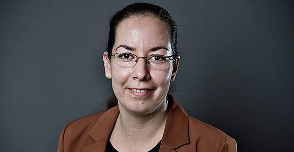 Lektor Astrid Eichhorn fra Institut for Fysik, Kemi og Farmaci