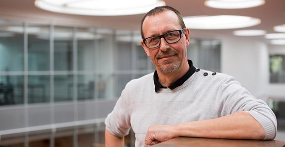 Billede af Henrik Wenzel, professor på SDU