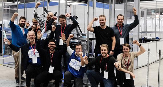 SDU Robotics VM-hold i Japan