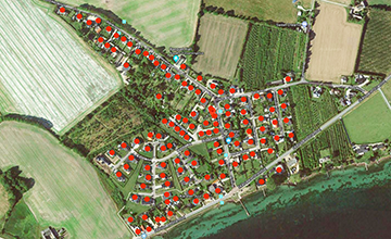 © Google Maps 2018, modified by Jesper Fischer Nielsen & Johan Meinhard Johannesen