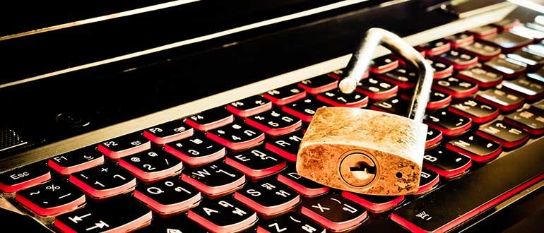IT-sikkerhed på SDU © Colourbox
