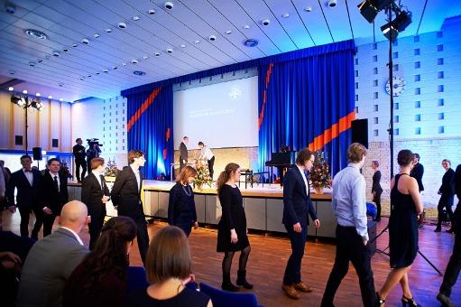 57 kandidater aflagde lægeløftet på Syddansk Universitet
