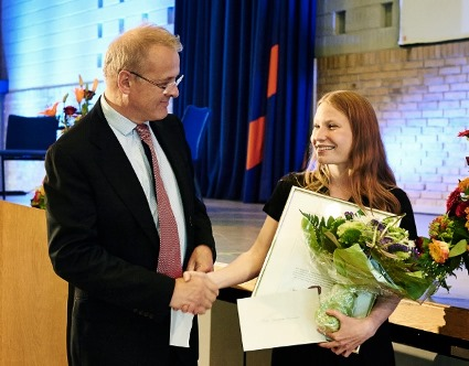 Niels H. Riewerts Eriksen og Sofie Skovmand Rasmussen