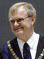 Tidl. rektor Jens Oddershede