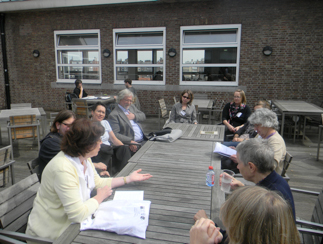 Attending the Urban History Conference, Ghent 2010
