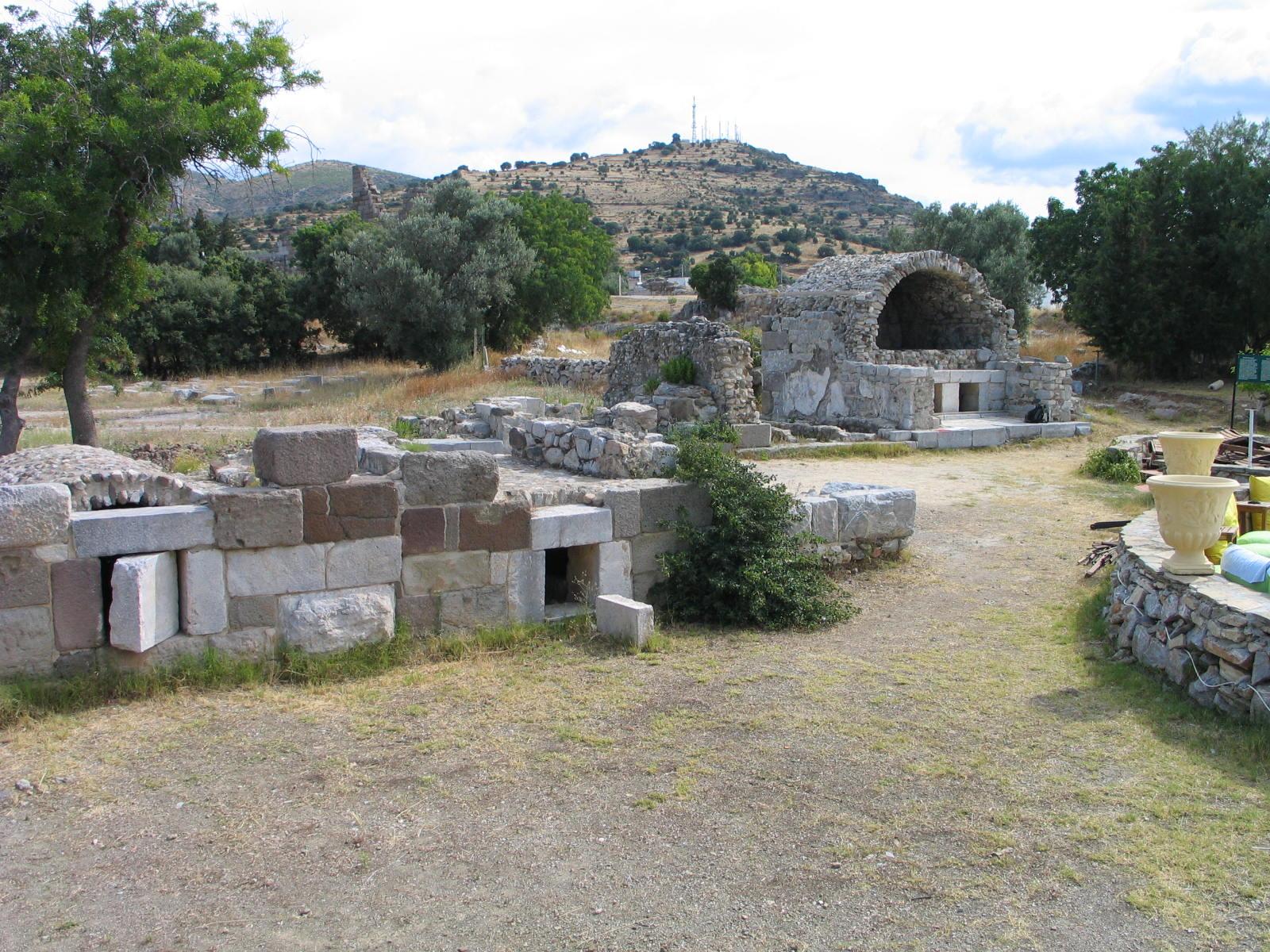 Fig. 3. View necropolis (B. Poulsen)