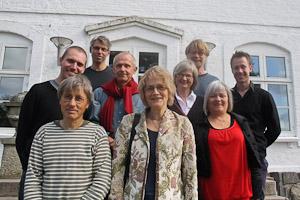 Projektleder og projektdeltagere