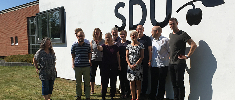 Members of the Research Group