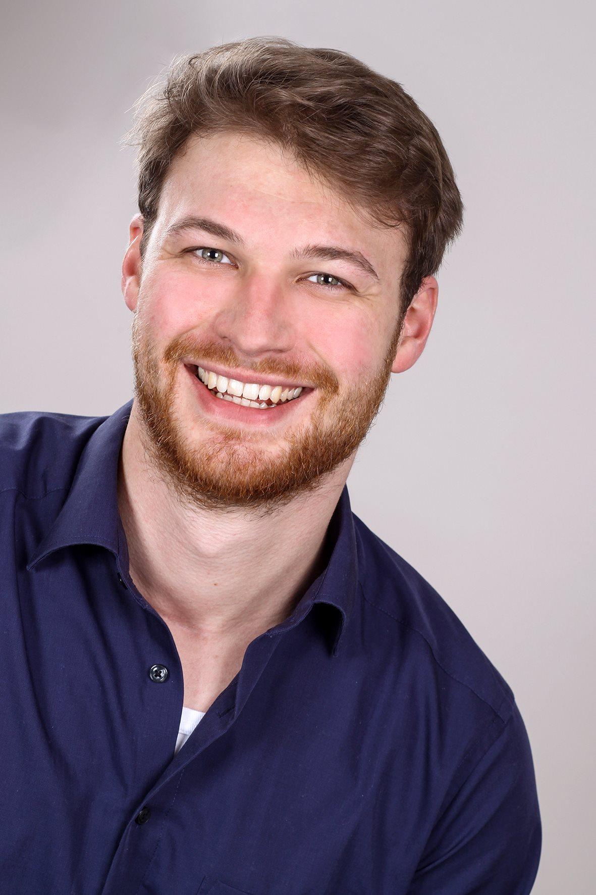 Krischan Behrendt, MSc Marketing and Innovation