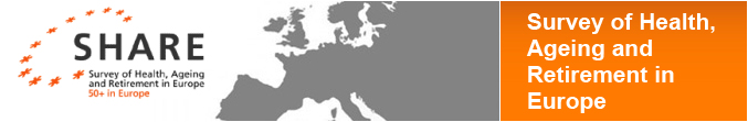 SHARE: Survey of Health, Ageing and Retirement in Europe