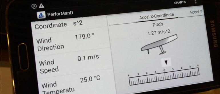 PerformanD Smartphone app