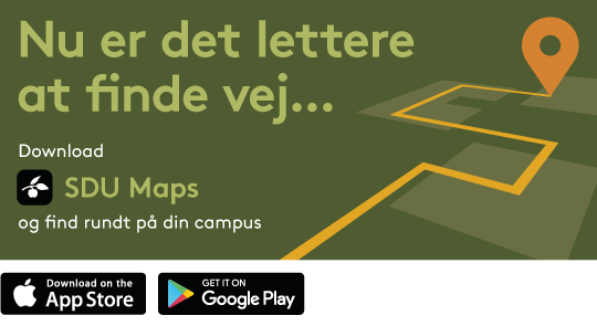 Download app'en til din smartphone fra App Store eller Google Play