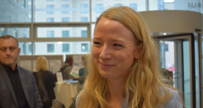 Maria Agerskov, fuldmægtig i Udlændingestyrelsen
