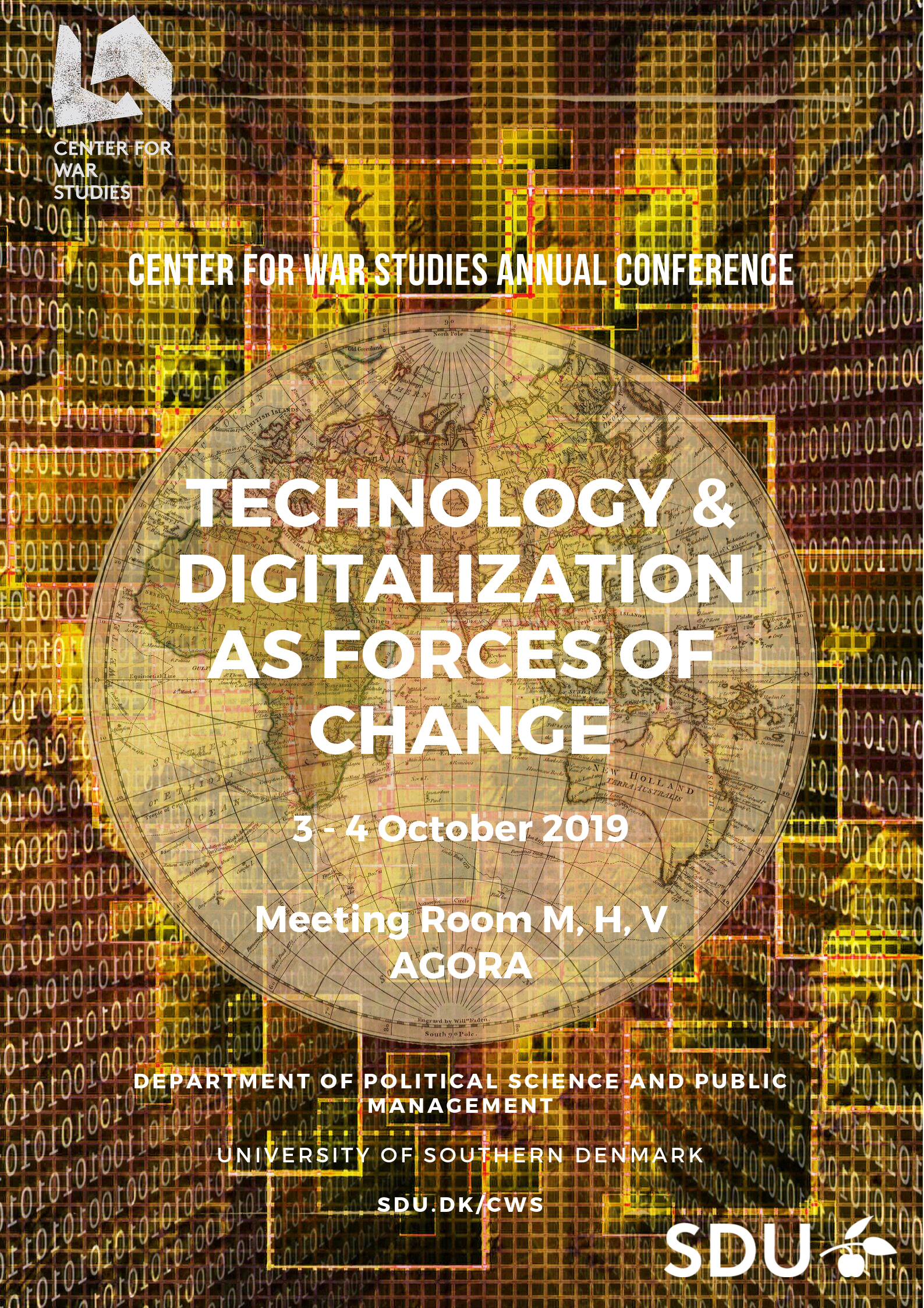 CWS Conference 2019 poster