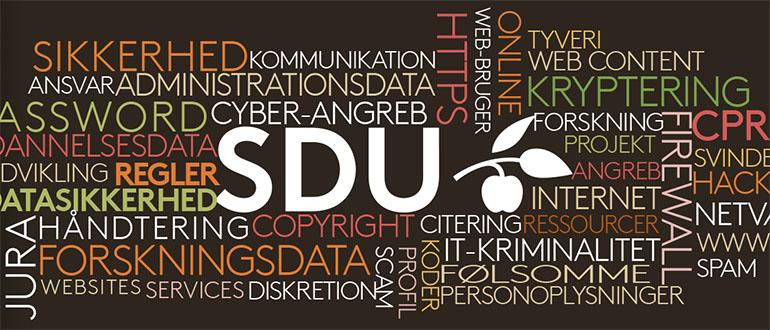 Grafik om databeskyttelse